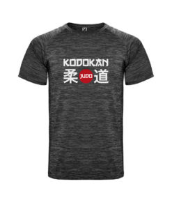 Camiseta KODOKAN Negro