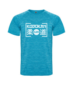 Camiseta KODOKAN Turquesa