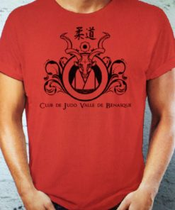 Camiseta del Club de Judo de Benasque